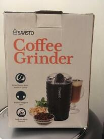 Coffee grinder SAVISTO