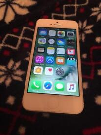 iPhone 5 16gb on EE and virgin