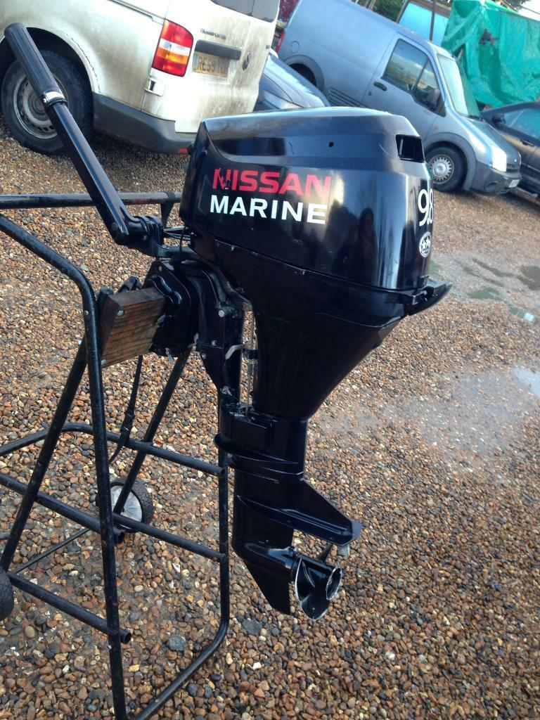 outboard running htm hp we ship nissan