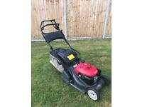 HONDA HRX426CQXE SELF PROPELLED PERROL MOWER