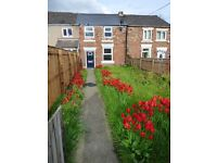 Wells Street<Boldon Colliery. Immaculate newly refurbished 3 Bed House. No Bond!DSS Welcome!