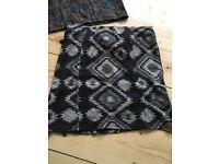 Women's Topshop skirt bundle