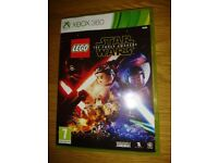 Xbox 360 Game Lego Star Wars The Force Awakens As New Condition