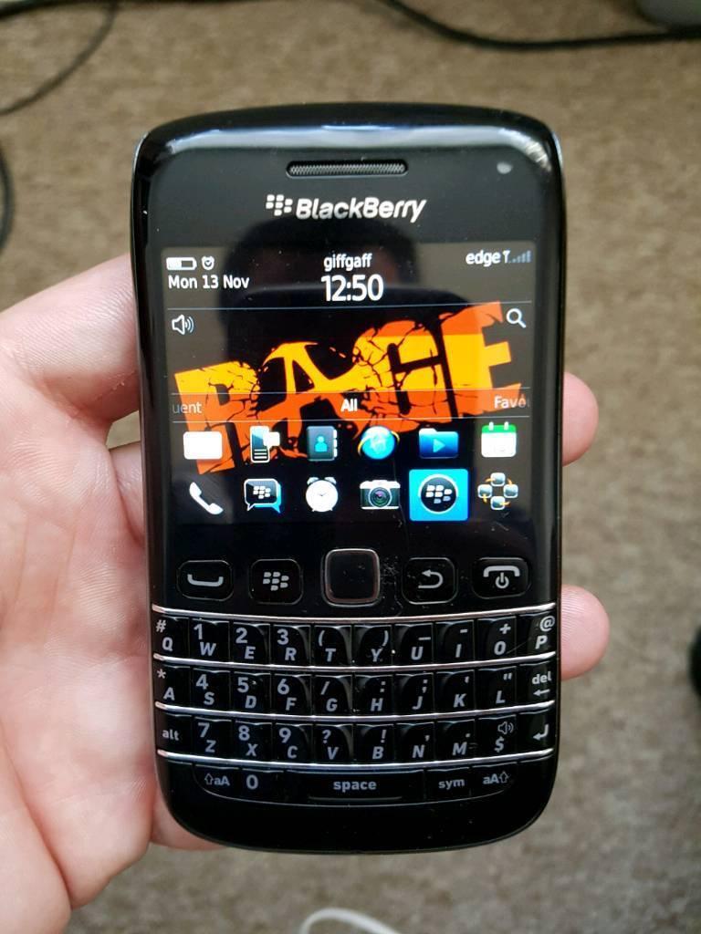 Blackberry 9790 Unlocked + Bonus 4Gb Micro Sd Card