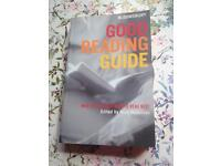 Book- Good reading guide