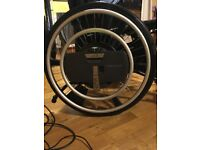 Add on power for manual wheelchair WHEEL DRIVE power wheels