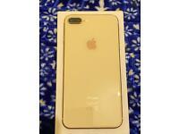 Apple iPhone 8 Plus 64gb on Vodafone/ lebara