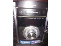 cd stereo player 3 disc changer