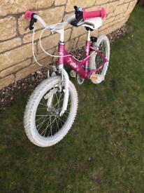 "Dawes Lottie 18"" girls bike"