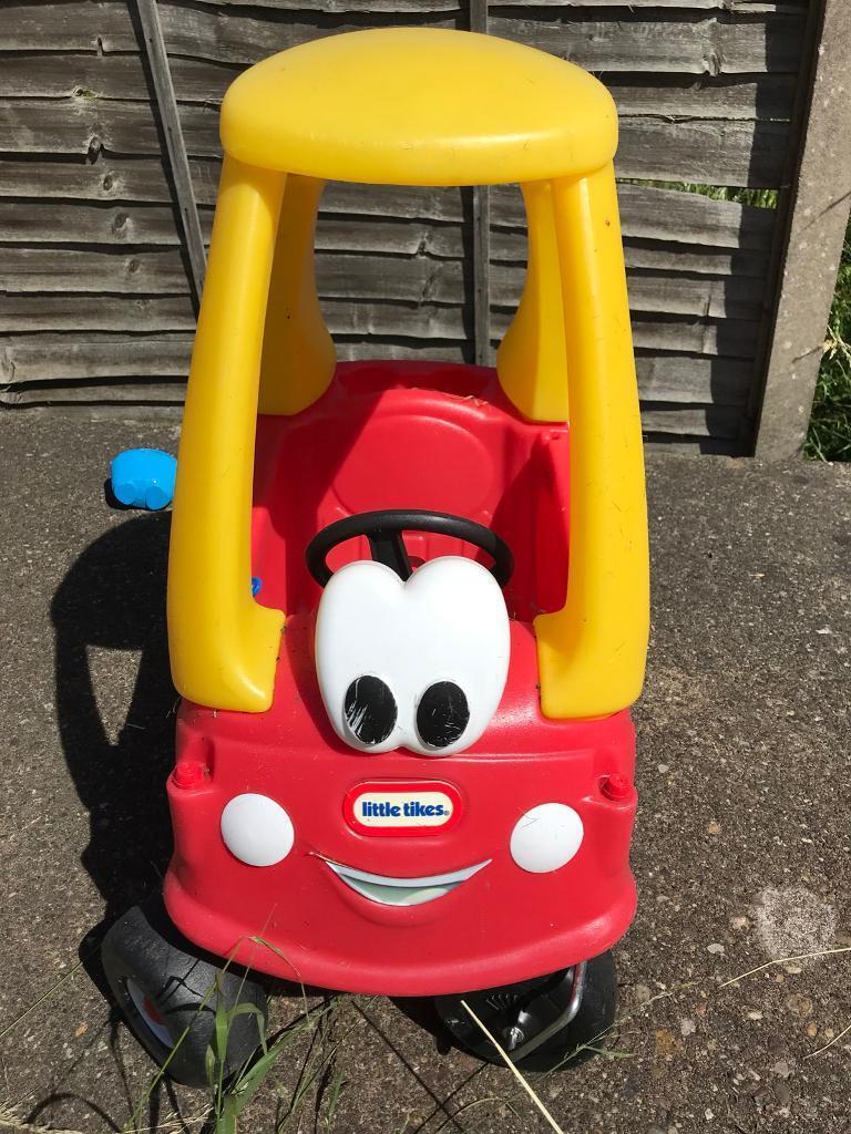 Little tikes cosy carin Hucknall, Nottinghamshire - Red and yellow cosy car Little tikes cosy car. Posted by Karen in Baby & Kids Stuff, Toys in Hucknall. 24 June 2018