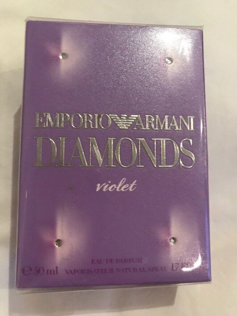 Emporio Armani Diamonds Violet Eau De Parfum In Islington London