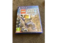 Lego PS4 game