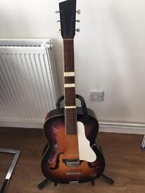 Arnold Hoyer 50/60s Vintage Archtop guitar