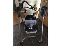 Graco baby swing, excellent condition, smoke and pet free house