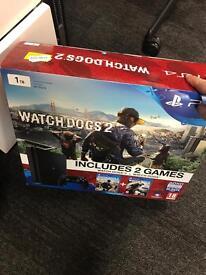 PlayStation 4 1tb bundle