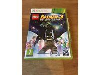 Xbox 360 game Batman 3 Beyond Gotham