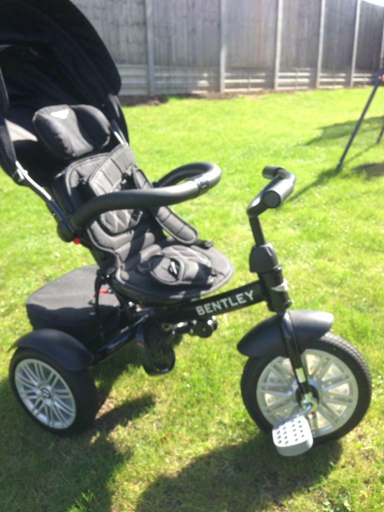 Bentley Toddler Tricycle 6 In 1 Air Wheel Children S Buggy