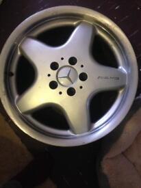 Wheel AMG