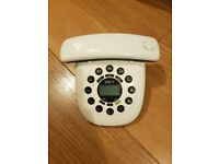 iDect Home Phone White