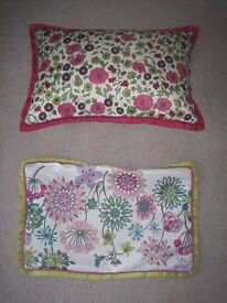 LIBERTY OF LONDON CUSHION COVERS