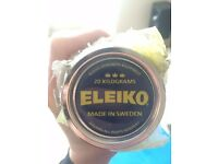 Eleiko Sports Training Olympic Bar Men's 20kg - New, never used