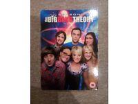 Big Bang Theory Collection Seasons 1-8