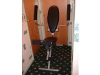 Exercise Flex Bench - cheap for quick sale - £20 o.n.o