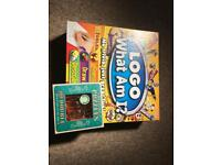 Puzzle games, used once,