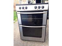 £122.00 new world sls/black ceramic electric cooker+60cm+3 months warranty for 3122.00