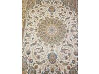 Large Persian Carlucci rug. Brand new
