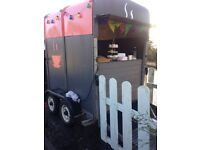 Quirky converted horsebox