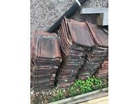 Free collection Clay Roof tiles