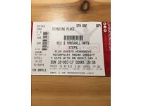3 Steps Tickets For Sale