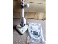SteamJet 2–in–1 Multifunctional Steam Cleaner Mop