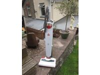 Bissell Steam & Sweep Steam Cleaner Electric Floor Mop Vacuum - Carpets and Hard Floors