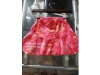 Girls cakewalk skirt
