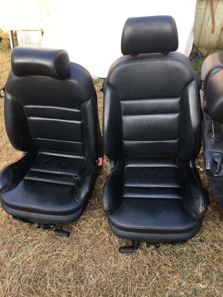 Mk4 Golf 2 Door Leather Seats In Cwmbran Torfaen Gumtree