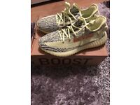 Yeezy Semi Frozen Yellow UK8.5