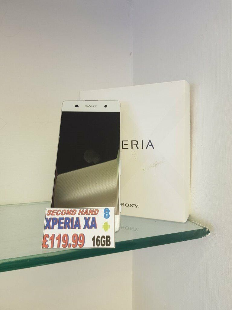 Sony Xperia XA - EE - 16GB - White - *Special Gumtree Offer!*