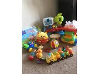 Huge baby toy bundle