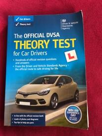 Theory Test Revision Book Official DVSA