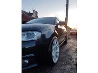 Audi A3 2.0ltr TDi Sline Black edition TOP SPEC 1 year audi warranty FSH
