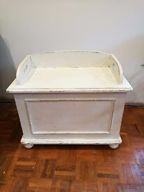 Shabby Chic Chest / Trunk