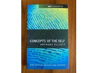 CONCEPTS OF THE SELF / Anthony Elliott
