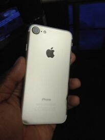 iPhone 7 unlocked to all network