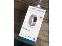 Rose Gold Fitbit Charge 2 BRAND NEW UNOPENED