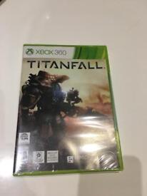 Xbox 360 Titanfall game