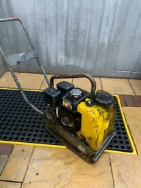 Honda petrol Wacker compactor spare or repair