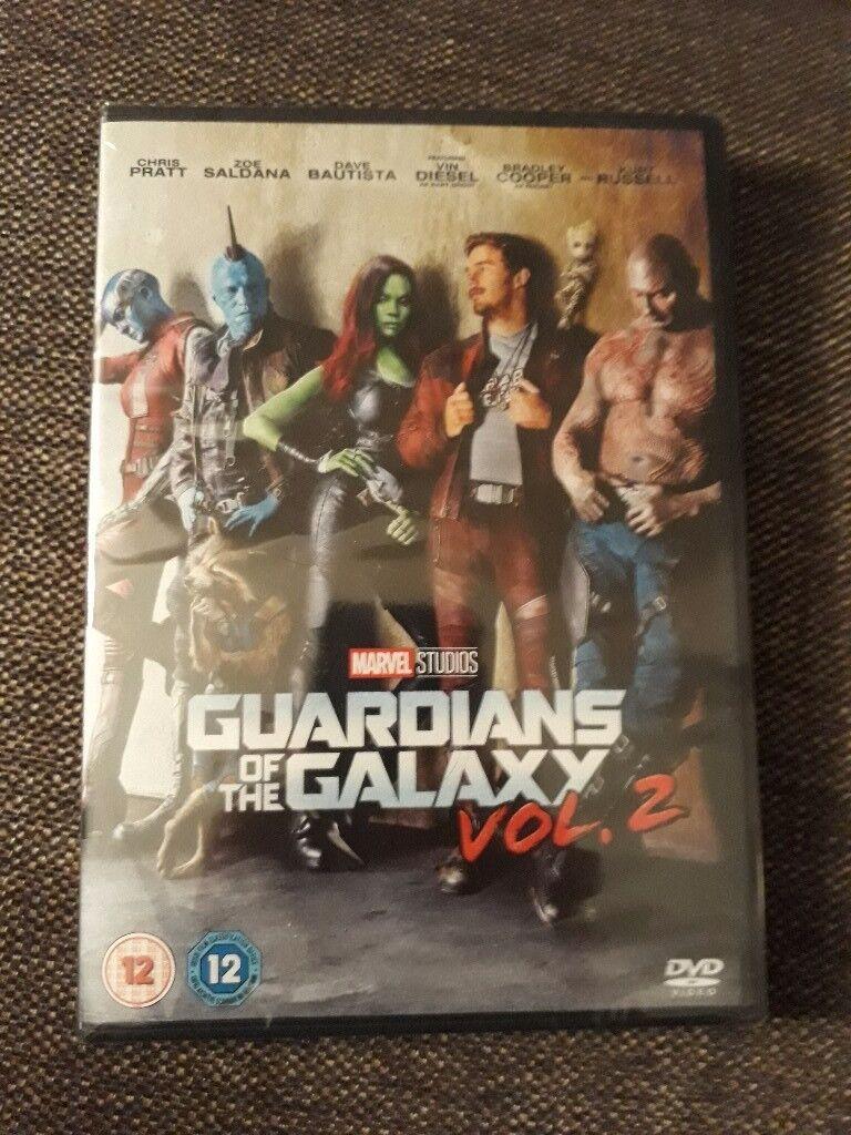 Gaurdians Of the galaxy vol 2, unopened