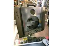 Philips MCM240 Audio Shelf Micro System Unit